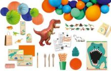 in a box® Roooaar Dinosaur Party Box, Bis 6 Per...